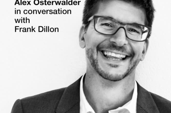 Alex Osterwalder in conversation with Frank Dillon