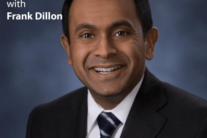 Ravin Jesuthasan in conversation with Frank Dillon